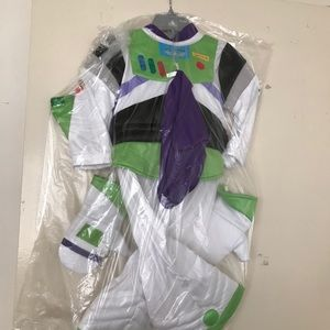 Toy Story Buzz Costume